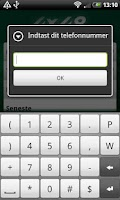 Screenshot of TaxiNord
