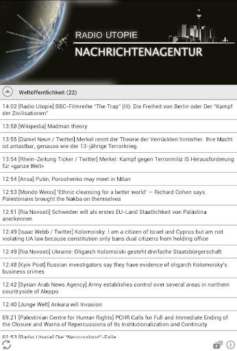 【免費新聞App】NARU - die Nachrichtenagentur-APP點子