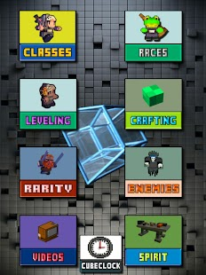 Guide for Cube World