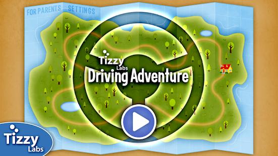 Tizzy 驾驶冒险 教育 App-癮科技App