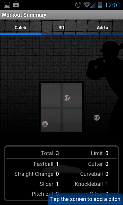 Baseball Bullpen- screenshot