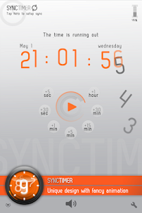 SyncTimer- screenshot thumbnail
