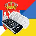 Ukrainian Serbian Dictionary icon