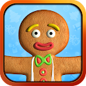 Talking Gingerbread Man Pro icon
