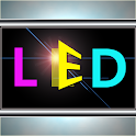 animation neon signage icon