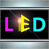 animation neon signage