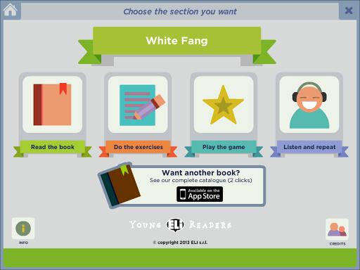 White Fang - ELI
