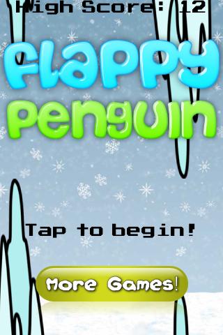 Flappy Penguin