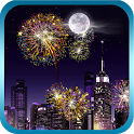 Fireworks Free Live Wallpaper icon