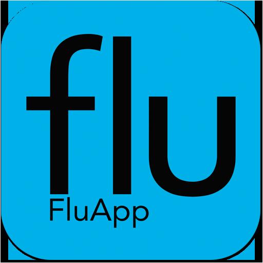 Flu App LOGO-APP點子