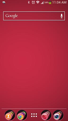 Red Theme Nova