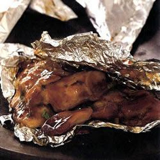 Foil-Baked Chicken.