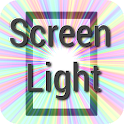 Screen Light Multicolor icon