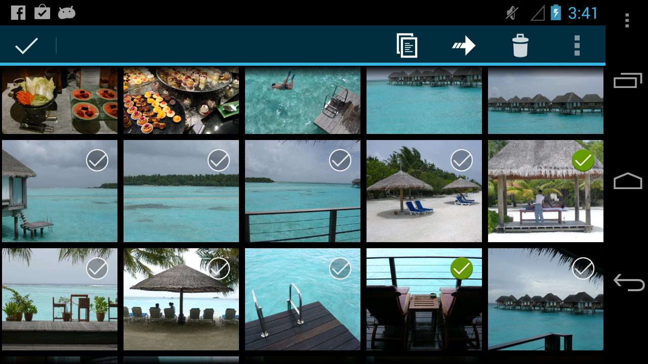 PhotoBook- screenshot
