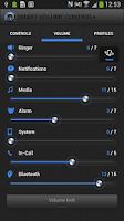 Screenshot of Smart Volume Control +