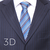 How to Tie a Tie - 3D Animated