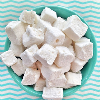 Organic Marshmallows.