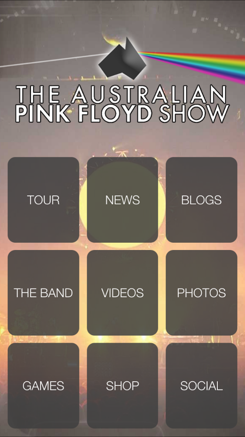 The Australian Pink Floyd Show- screenshot