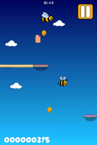 Honey Catcher- screenshot