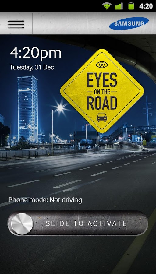 Eyes on the Road- screenshot