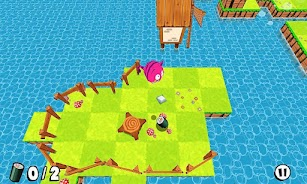 Bulba The Cat Lite screenshot for Android