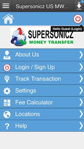 Supersonicz US Money Transfer