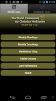Screenshot of WCCM App 2