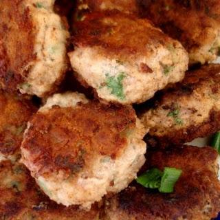 Cilantro Chicken Nuggets