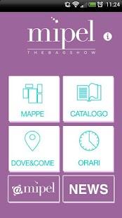 MIPEL The BagShow