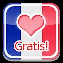 Aprender Francés Gratis logo