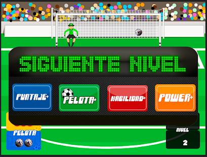 Mundial de penaltis de fútbol