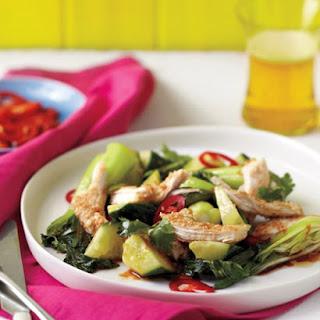 Sesame-Chicken Salad.