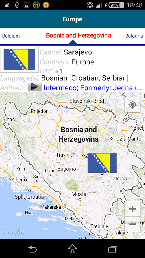 Sarajevo - Learn Bosnian