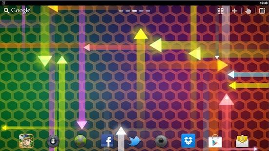 Next Nexus Live Wallpaper PRO - screenshot thumbnail