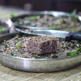 Ragi Masala Oats Dhokla | Steamed Finger Millet Oat Cakes