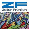 Z+F Berlin Wall AR icon