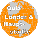 German: Quiz of Capital Cities logo