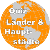 German: Quiz of Capital Cities