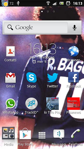 Io Tifo Pisa Mobile App