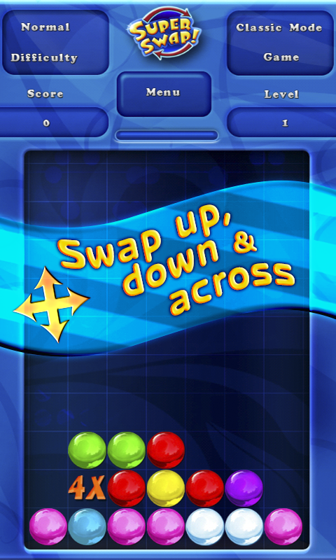 Super Swap!- screenshot