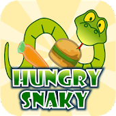 Hungry Snaky