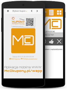 McD Kupony do McDonald's- screenshot thumbnail