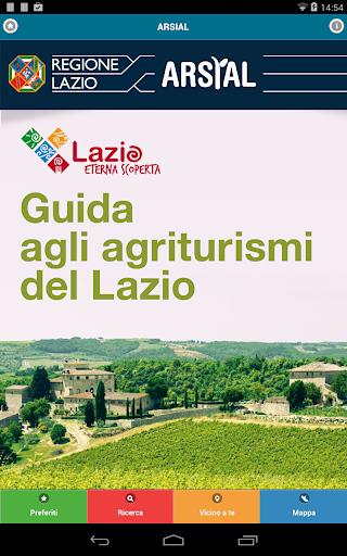 Agriturismi del Lazio
