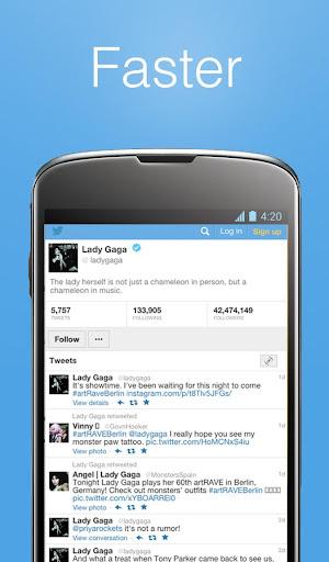 Lite App for Twitter
