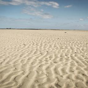 water marks by Ryan Hortizuela - Landscapes Beaches