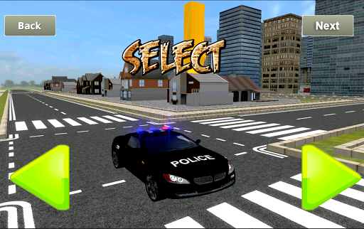 Police Rescue Simulator 3D