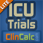 ICU Trials Lite by ClinCalc