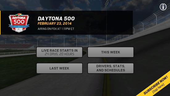 NASCAR RACEVIEW MOBILE Screenshot 34