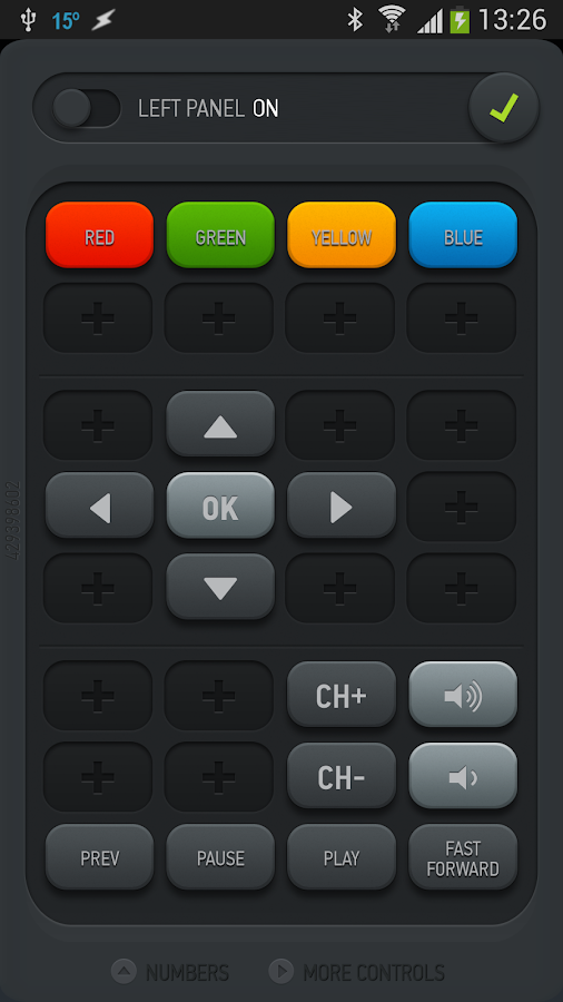 Smart IR Remote - Universal IR - screenshot