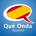 Learn Spanish – Qué Onda logo